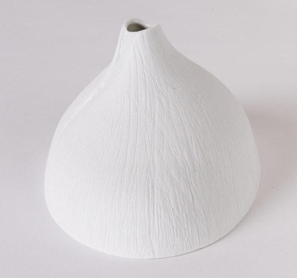 Vase soliflore Bulbe L grande taille biscuit latelierdublanc3