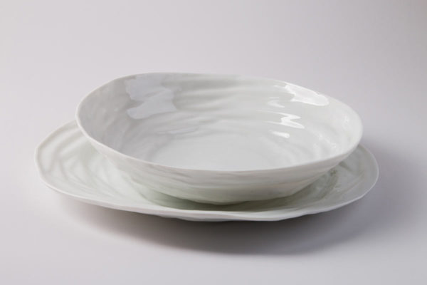 art de la table assiette plat porcelaine de limoges latelierdublanc 2