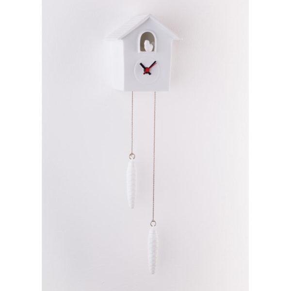 coucou pendule horloge porcelaine de limoges deco interieur latelierdublanc2