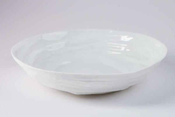 coupe saladier vasque pm porcelaine de limoges latelierdublanc