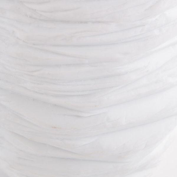 grand vase haut porcelaine de limoges blanche paradoxe latelierdublanc 6