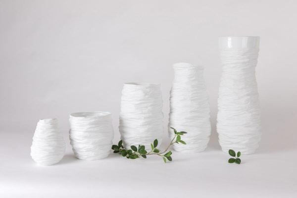 grand vase porcelaine de limoges paradoxe biscuit latelierdublanc