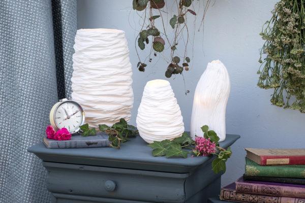 luminaire lampe d ambiance porcelaine de limoges latelierdublanc