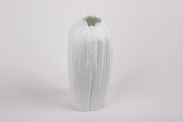 vase haut etroit petit grand blanc latelier du blanc