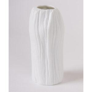 vase porcelaine tige petit modele latelierdublanc