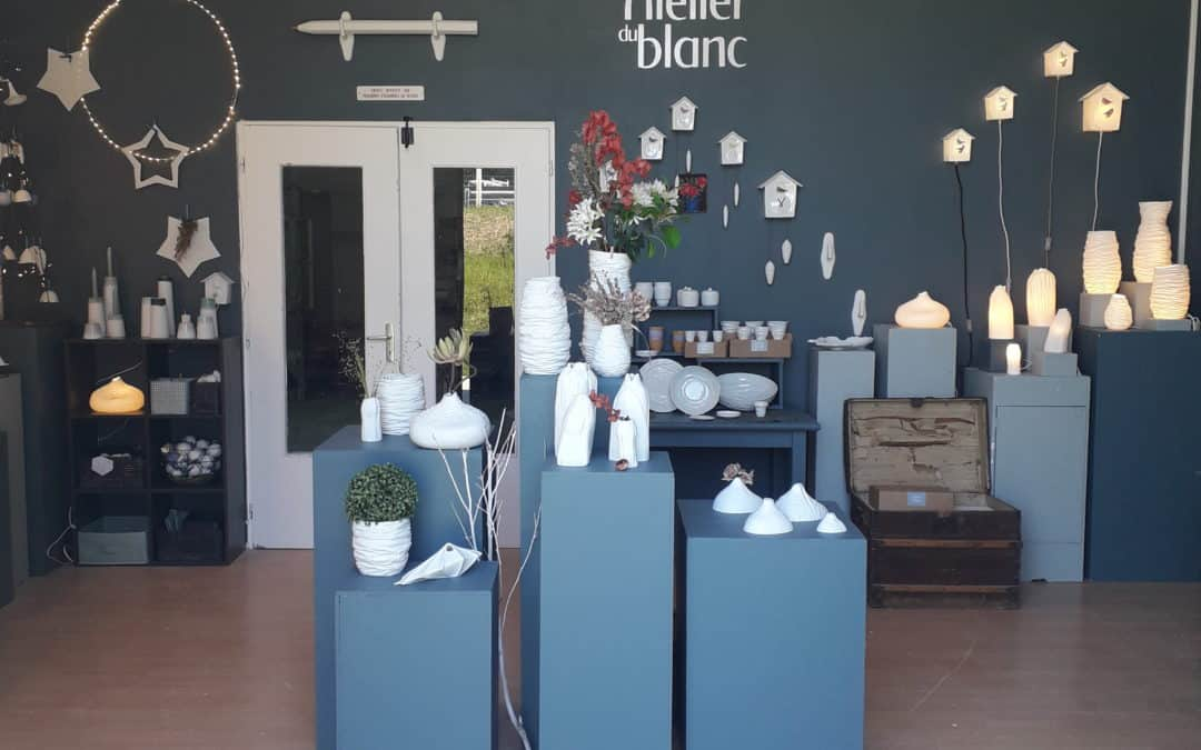 Le showroom ouvre ses portes pour l'été